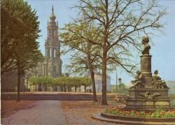 Karte Dresden vorn